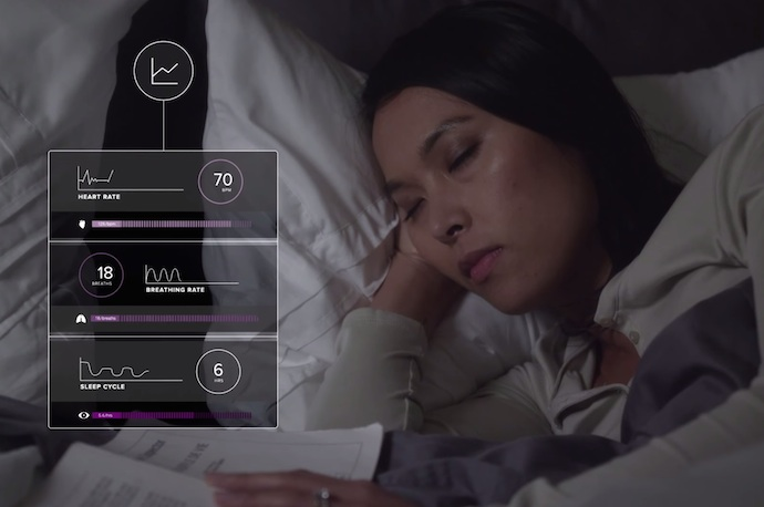 Luna Mattress Cover is revolutionizing the smart home