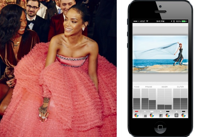 Oh Appy Day! featuring Rihanna: Her favorite Instagram app that her 16 million followers seem to like too