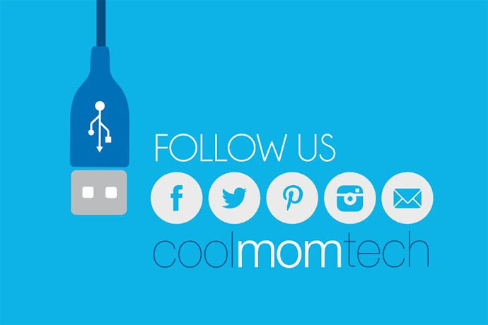 Here's how to follow Cool Mom Tech! Because we are where you are.