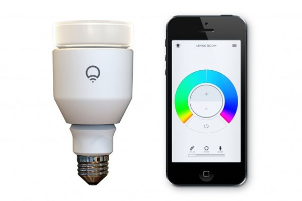 LIFX smart bulb review on CoolMomTech.com