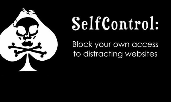 SelfControl app blocks websites so you can stay focused on your work