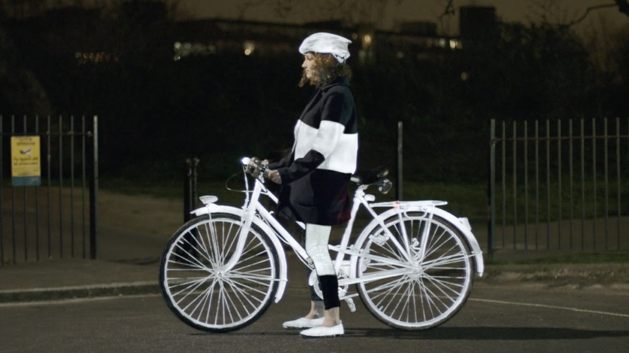 Piquing our geek: Could Volvo LifePaint save bikers' lives?