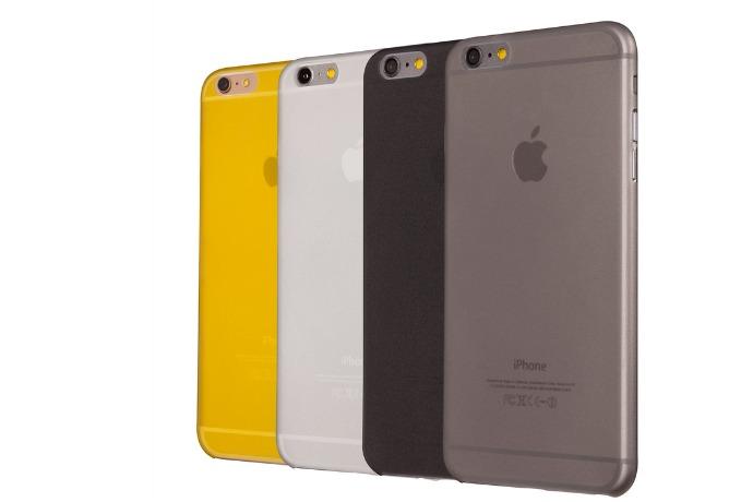 The world's slimmest iPhone case? Found it.