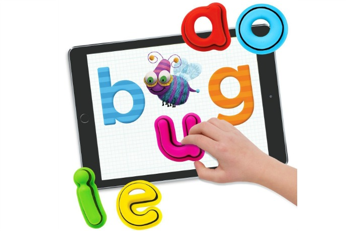 Tiggly Words spells out fun while kids learn this summer