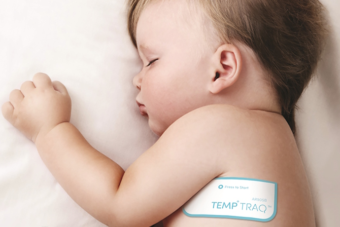 Bluetooth and digital thermometers that offer high-tech peace of mind to parents