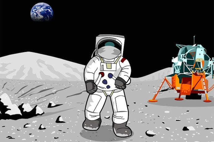 4 cool apps and websites to help your kids learn more about the moon on National Moon Day