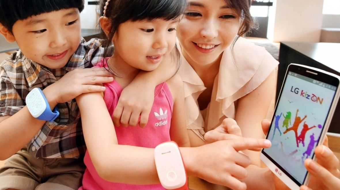 The LG GizmoPal phone wristwatch for kids: It could change the way you get in touch. Or yell for them to come home, at least.