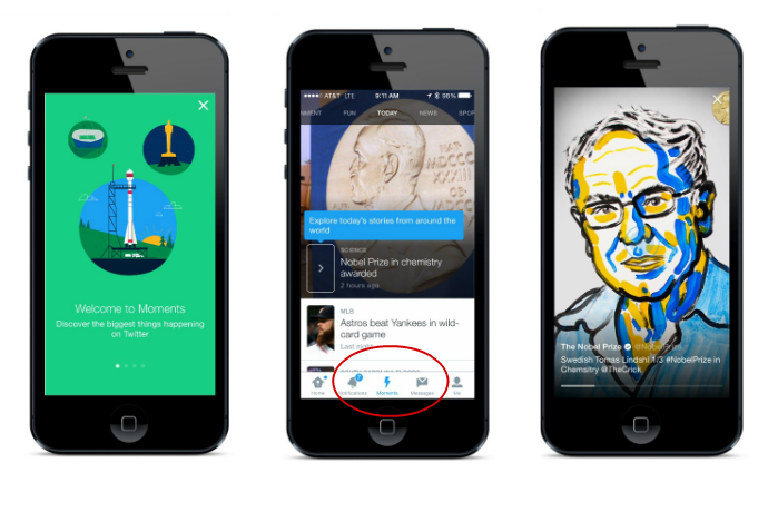 How to use new Twitter Moments: Could it make Twitter a more quick and easy news source?