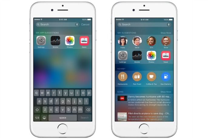How to use the Spotlight Search Page in iOS 9 to make your life easier
