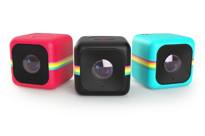 The new Polaroid CUBE+ is super cool, wifi-ready, and still cute as a button