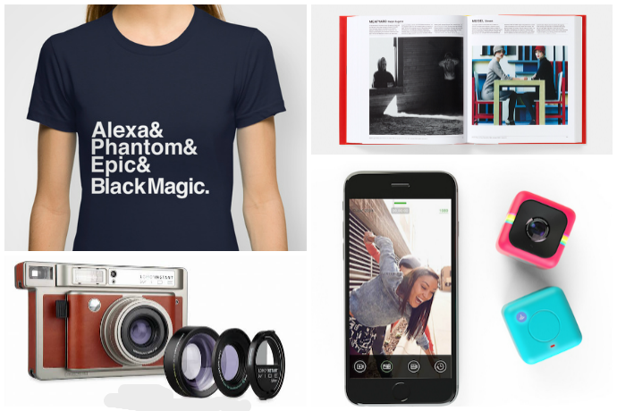 Cool gifts for photographers: 2015 Tech Gift Guide
