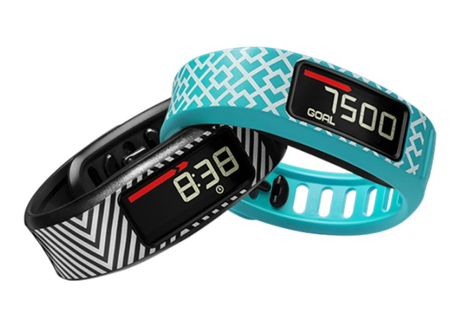 The Garmin Vivofit by Jonathan Adler: Ooh, fitness trackers are getting fancy.