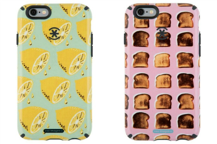 The new limited-edition CSA images smart phone cases by Speck: Cool art that keeps your phone safe too
