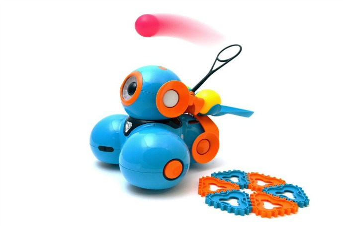 Sponsored Message: Dot and Dash robots from Wonder Workshop just got a whole lot cooler
