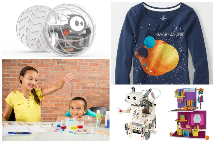 16 really cool STEM toys and gifts for kids: 2015 Tech Gift Guide