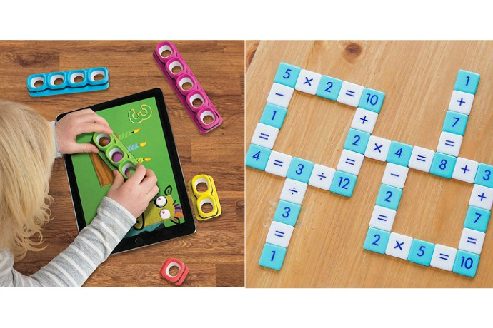 5 great STEM toys for kids with a math focus. Because despite what you may remember, math is now fun.