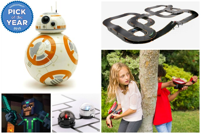 Our 11 coolest new tech toys of 2015: Editors best of the year