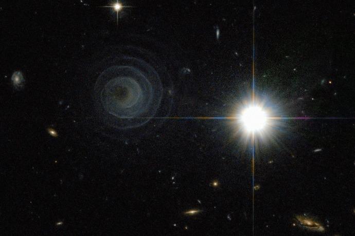 The Hubble Telescope Advent Calendar: Who says faith + science don't mix?