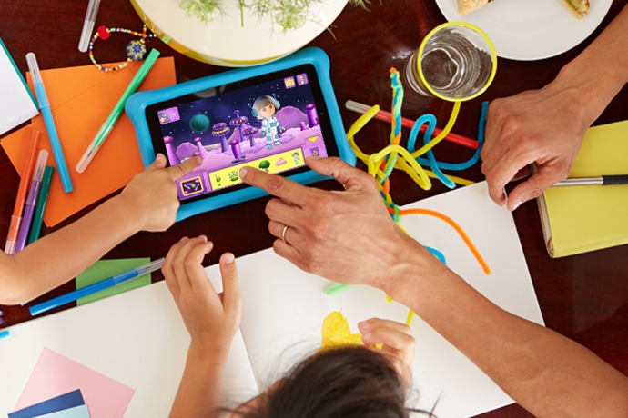 Sponsored Message: 2 kid-friendly devices from Amazon, just in time for the holidays