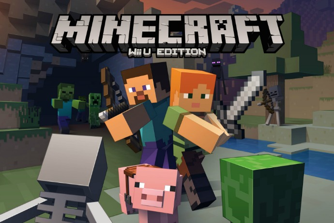 Web Coolness: Minecraft for Wii U, top 10 YouTube videos, and Facebook goes Star Wars crazy