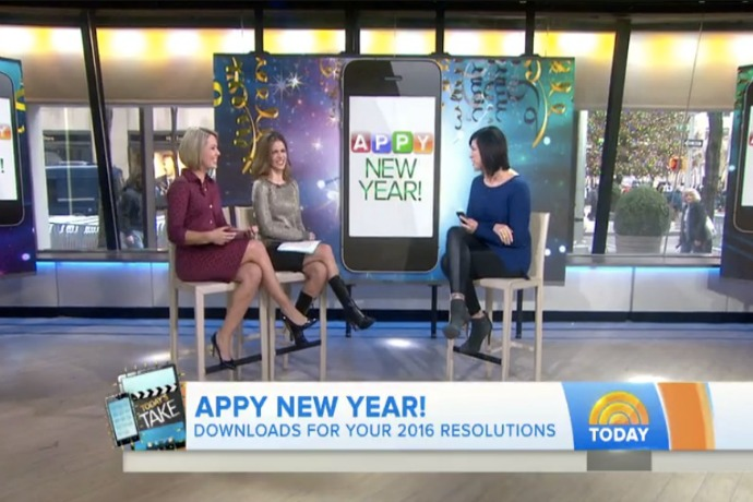 Apps to help you tackle your New Year's resolutions