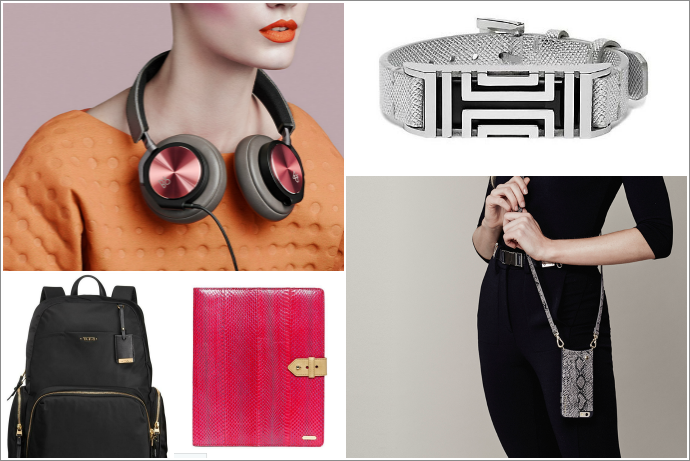 Cool designer tech gifts for the stylish woman on the go : 2015 Tech Gift Guide