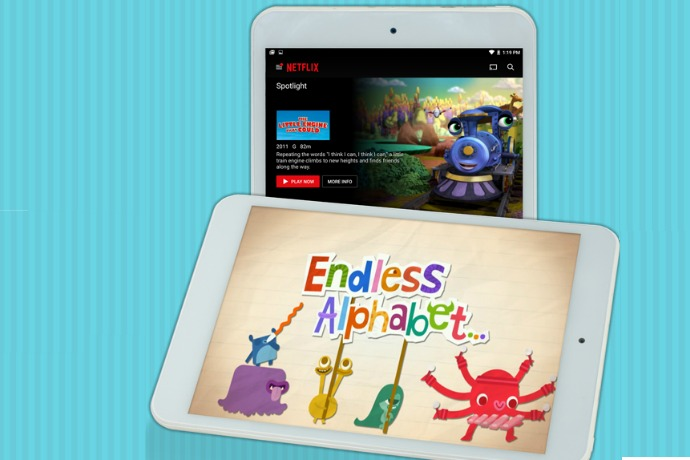 Sponsored Message: Meet binj XS , the newest Android tablet that happens to be under $250