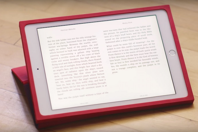 The Logitech BLOK case for iPad is made to be dropped. Even if your iPad isn't.