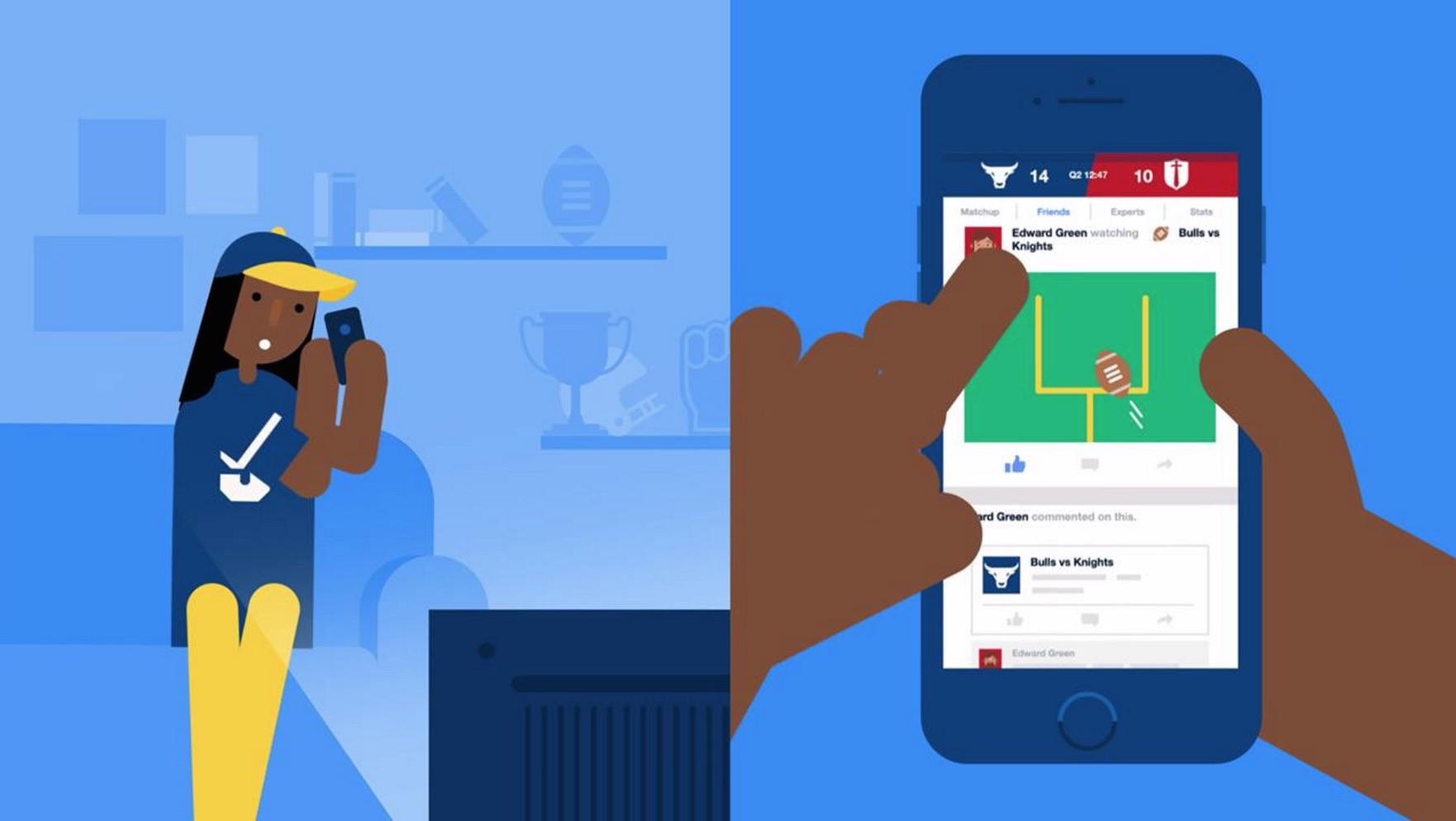 7 helpful apps for your Super Bowl party, or any given Sunday.
