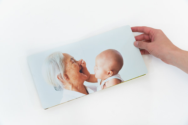 An easy new photo book service for those of us who just want something fast and beautiful