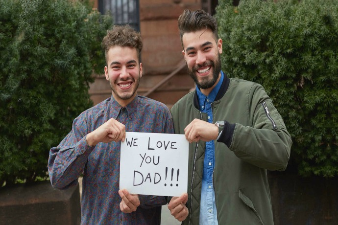 A beautiful last-minute Father's Day gift that's totally free