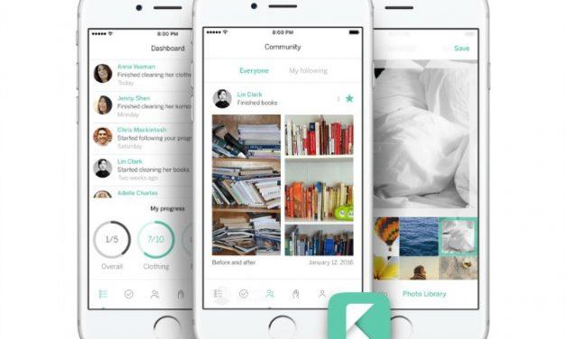 KonMari App: Our cool free app of the week