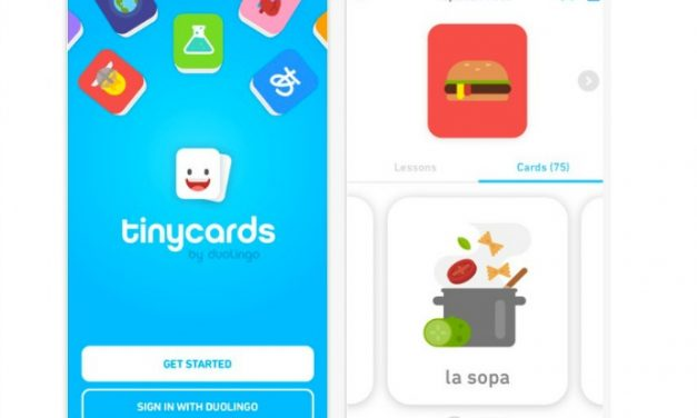 Tinycards app: Our cool free app of the week