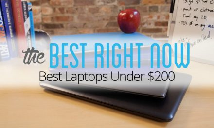 The best laptops under $200 according to Reviewed.com