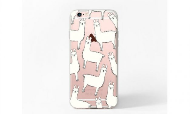5 awesome llama iPhone cases. Because, llamas.