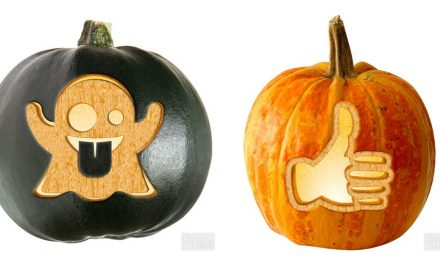 12 free geeky pumpkin carving templates for Halloween
