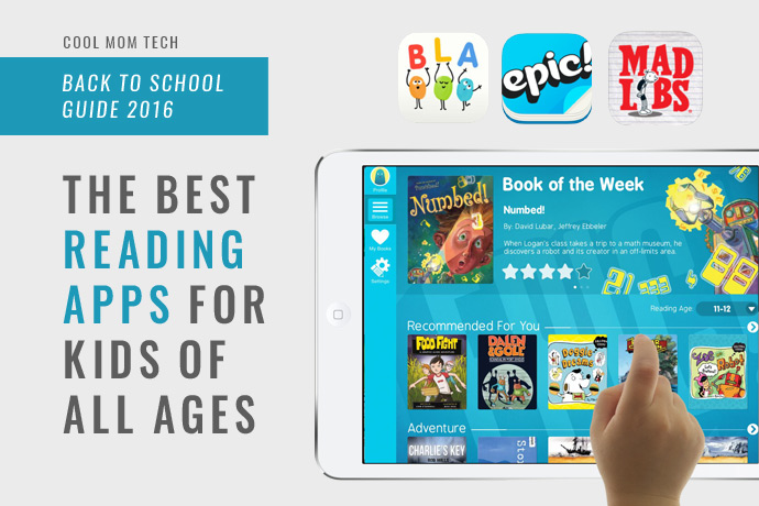 12 of the best reading apps for kids of all ages: Back-to-School tech guide