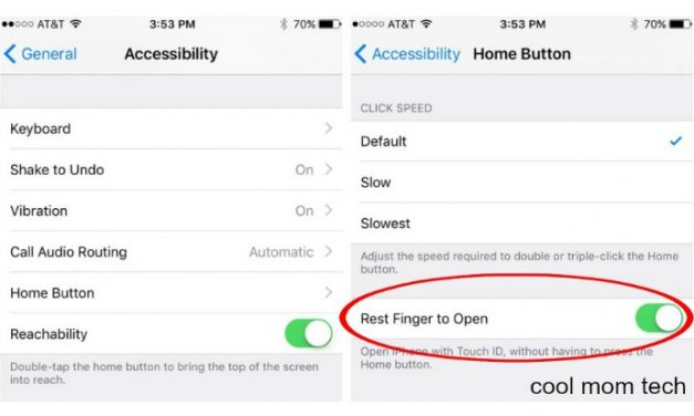 How to disable press home to unlock on the iPhone. Because it's driving us nuts, too.