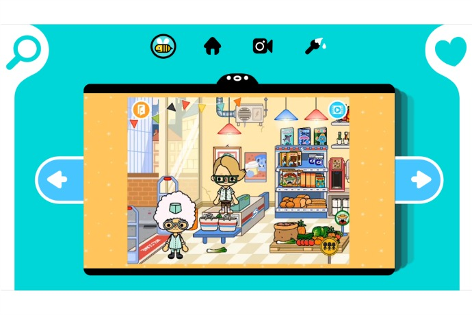 Toca TV: A cool, new Toca Boca app unlike anything they've done before