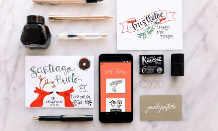 Personalized, handwritten cards that give the finger to the digital age. Just download the app.