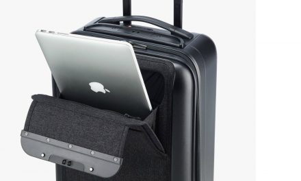 App controlled Bluesmart Luggage is the suitcase that does what?!