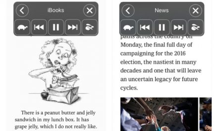 iPhone trick: Turn any book into an audio book with a simple swipe