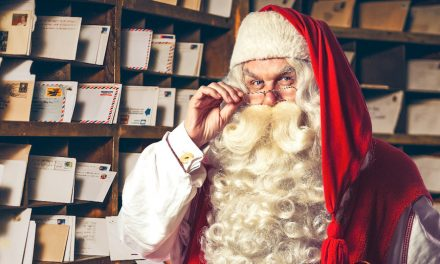 5 of the best Santa apps that prove he's real. Hear that, Virginia?
