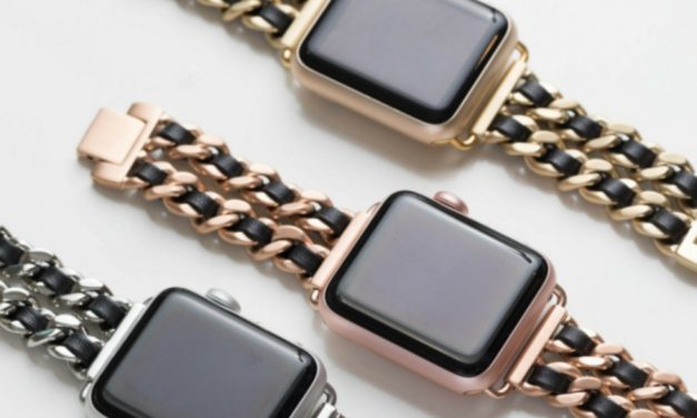 Don't miss this great deal on hot new Apple Watch bands with a byte.