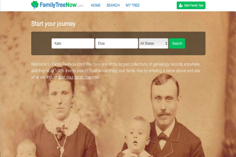How to opt out of Family Tree Now. Because, yikes!