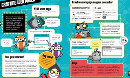 """7 smart, cool coding books for kids that have us saying, """"Go get on your screens!"""""""