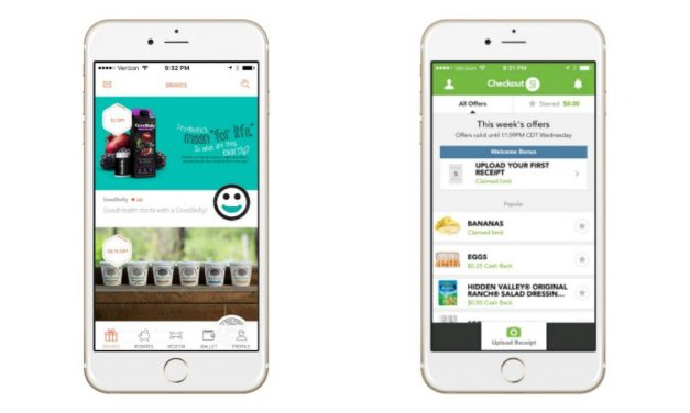 Save money on groceries with these 4 coupon apps. Easy, peasy.
