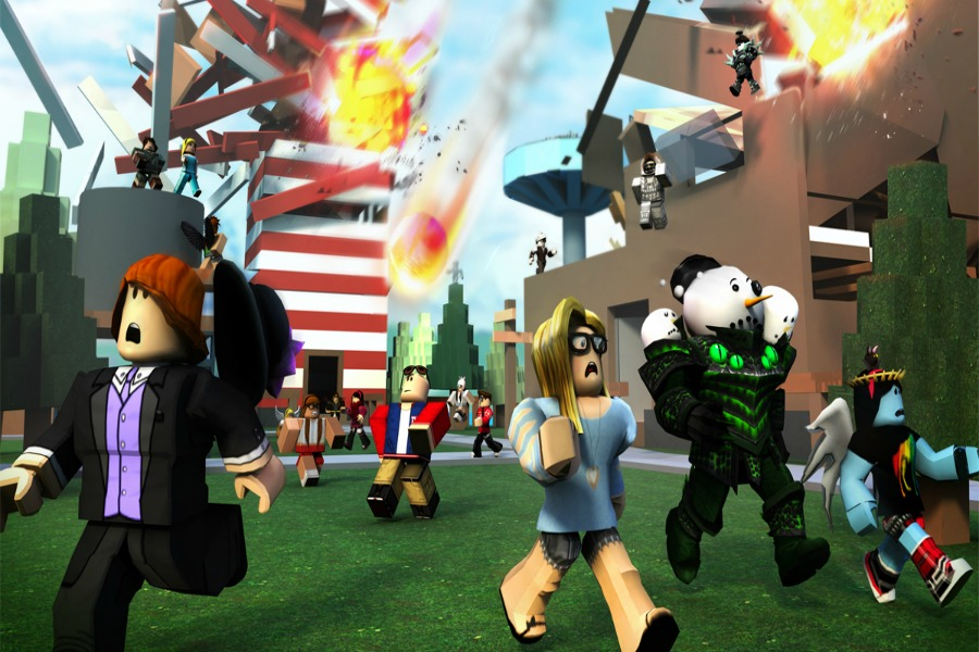 What parents need to know about the Roblox app, a Minecraft alternative that makes it easy for kids to chat with strangers. Eep.