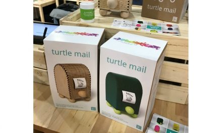 Turtle Mail lets family, friends, even the Tooth Fairy send paper messages to your kids.