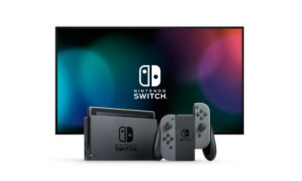 Where to find a Nintendo Switch in stock.